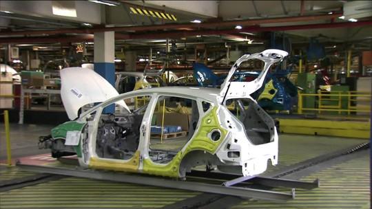 Produção de veículos sobe 25,2% no Brasil em 2017, diz Anfavea