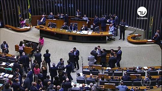 Senado vota hoje intervenção no RJ após aprovação da Câmara