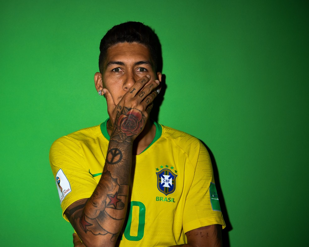 Roberto Firmino (Foto: David Ramos - FIFA/FIFA via Getty Images)
