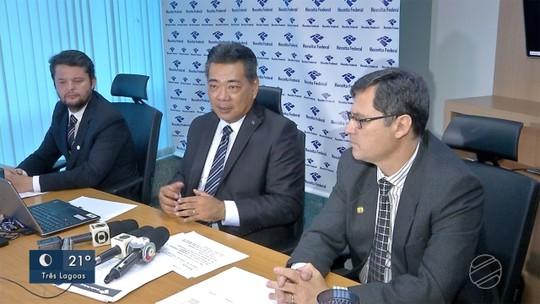 Receita quer explicações de 350 profissionais sobre declarações do Imposto de Renda em MS