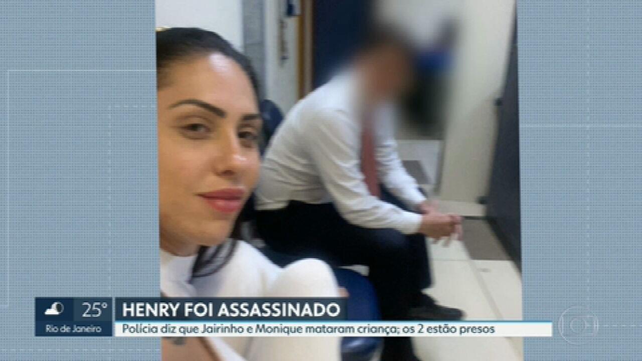 Aparente harmonia da família de Monique e Dr. Jairinho é desmentida pela investigação da morte de Henry