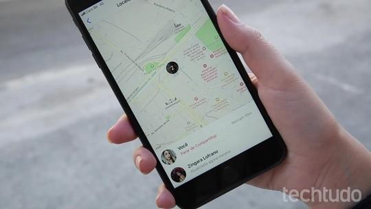Como desativar a localização em tempo real do aplicativo