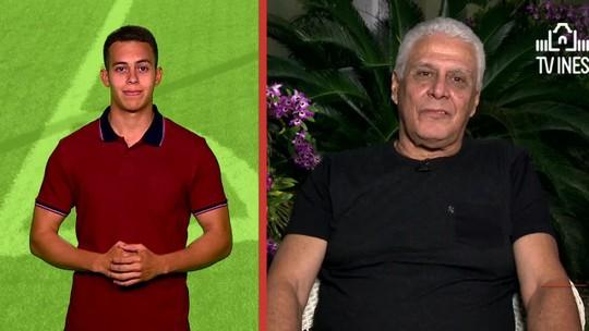"""""""Mão na Bola"""" 4: Roberto Dinamite mostra os gols de oportunismo com legendas em libras"""