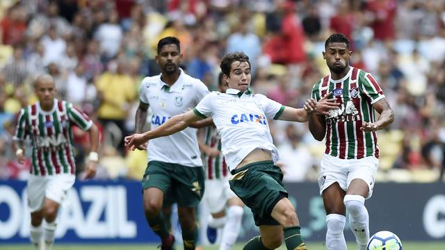 Fluminense e América-MG fizeram um jogão no Maracanã