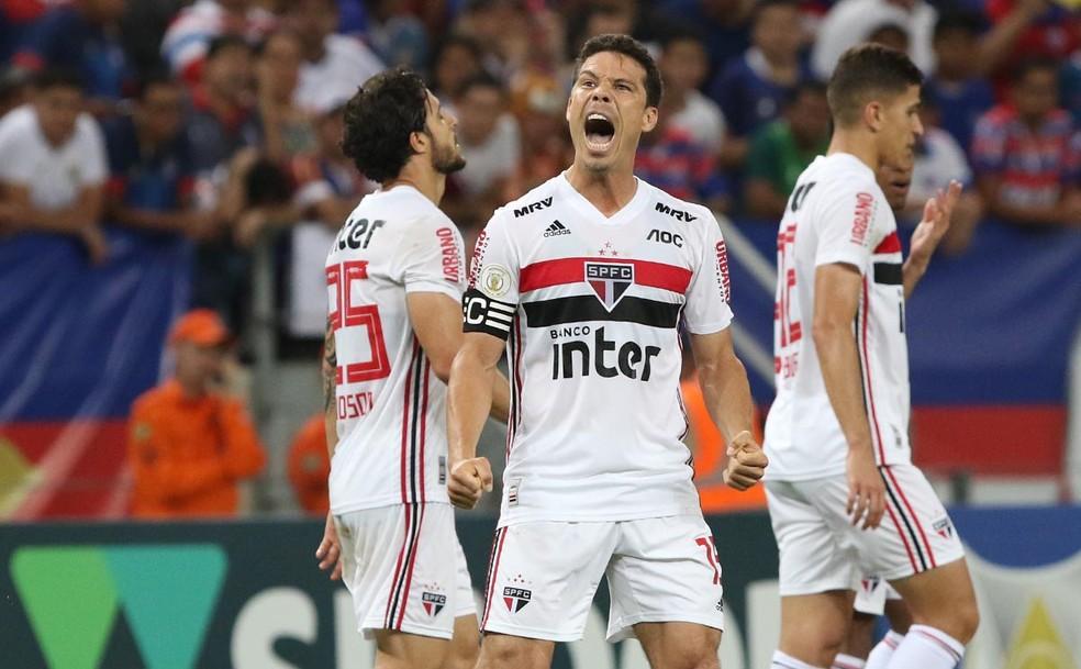 Estreia X Busca Por Reabilitacao Sao Paulo Encontra Fortaleza De Ceni E Quer Manter Tabu Brasileirao Serie A Ge