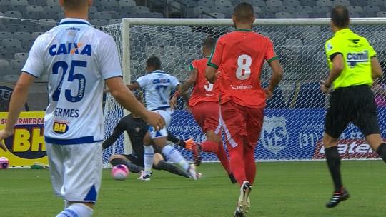Melhores momentos de Cruzeiro 3 x 0 Boa Esporte pelo Campeonato Mineiro