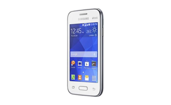 Galaxy Young 2 tem Android 4.4 KitKat, função dual-chip e câmera de 3,15 MP (Foto: Divulgação/Samsung)