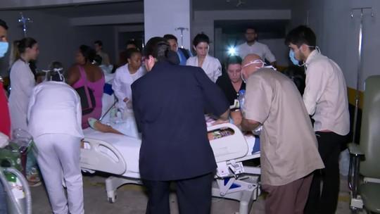 Bombeiros confirmam uma morte devido a incêndio em hospital na Zona Norte do Rio