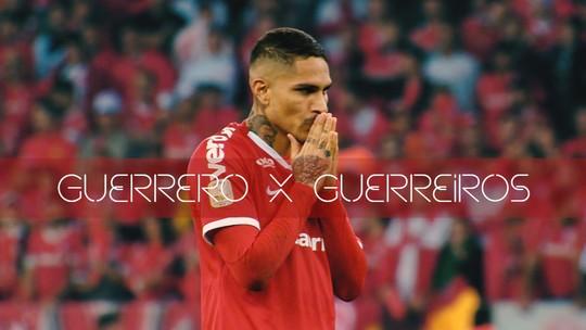 Duelos GE: veja imagens inéditas da frustração de Guerrero e da comemoração do Athletico
