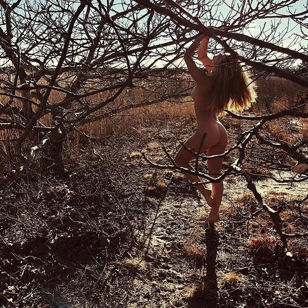 Nina Agdal (Foto: Reprodução/Instagram)