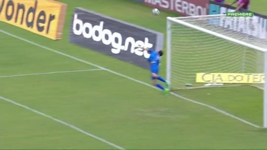 Matheus Albino se destaca e salva o Londrina na despedida da Série B; veja os lances