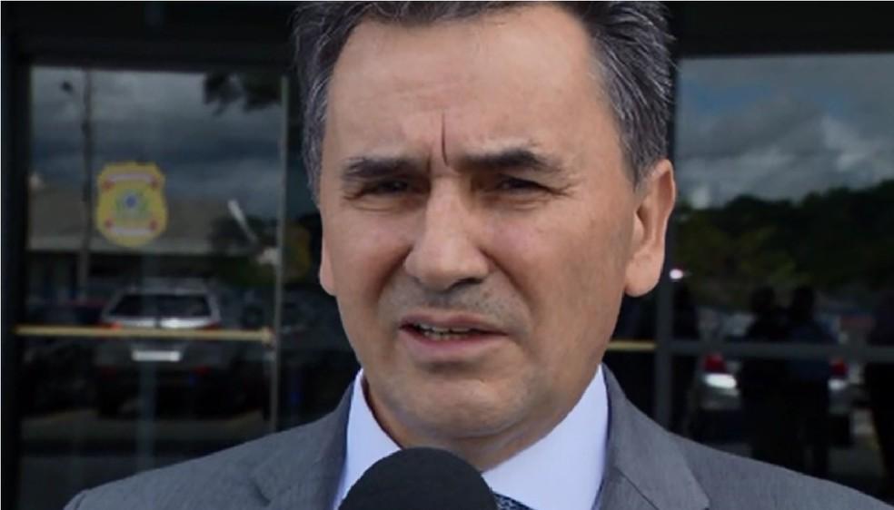 Deonilson Roldo foi chefe de gabinete do ex-governador Beto Richa (PSDB) — Foto: Reprodução/ RPC Curitiba