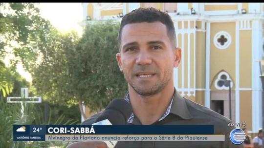 Cori-Sabbá anuncia contratação do atacante Roger e Ailton, ex-zagueiro do River-PI