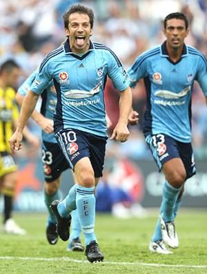 Jornal afirma que Del Piero fica  mais um ano no futebol australiano