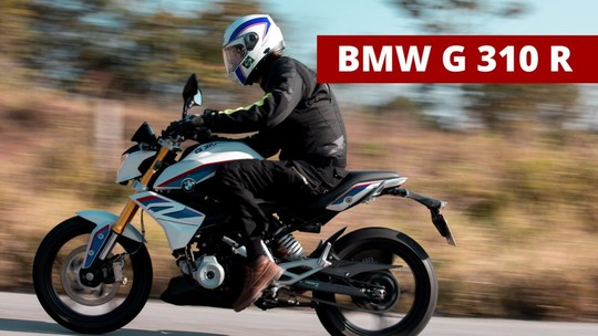 VÍDEO: como anda a 1ª BMW de Baixa cilindrada?