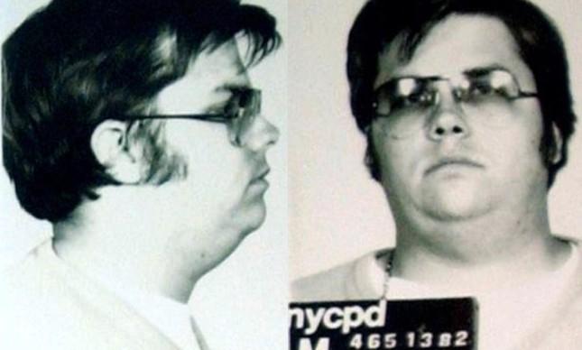 Mark Chapman em fotos divulgadas pela polícia, após prisão