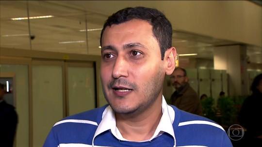 Egípcio procurado pelo FBI por envolvimento com terrorismo nega as acusações