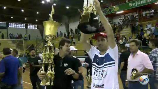 ceded8754e Serrana vence Brodowski e conquista o hepta da Taça EPTV Ribeirão de ...