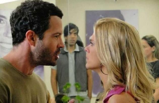 Na quarta (16), Quinzé (Malvino Salvador) irá atrás de Teodora (Carolina Dieckmann) e vai se declarar para ela  (Foto: Reprodução)