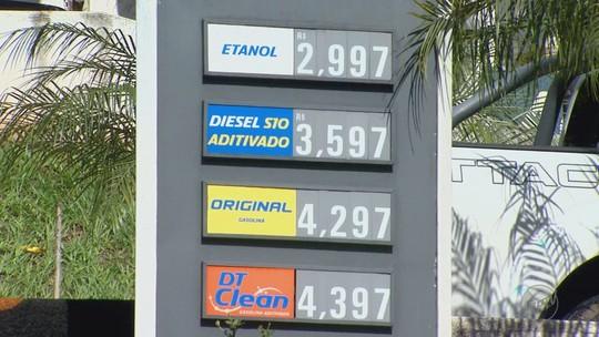 Região de Ribeirão Preto tem gasolina mais cara do Estado em dezembro, segundo ANP