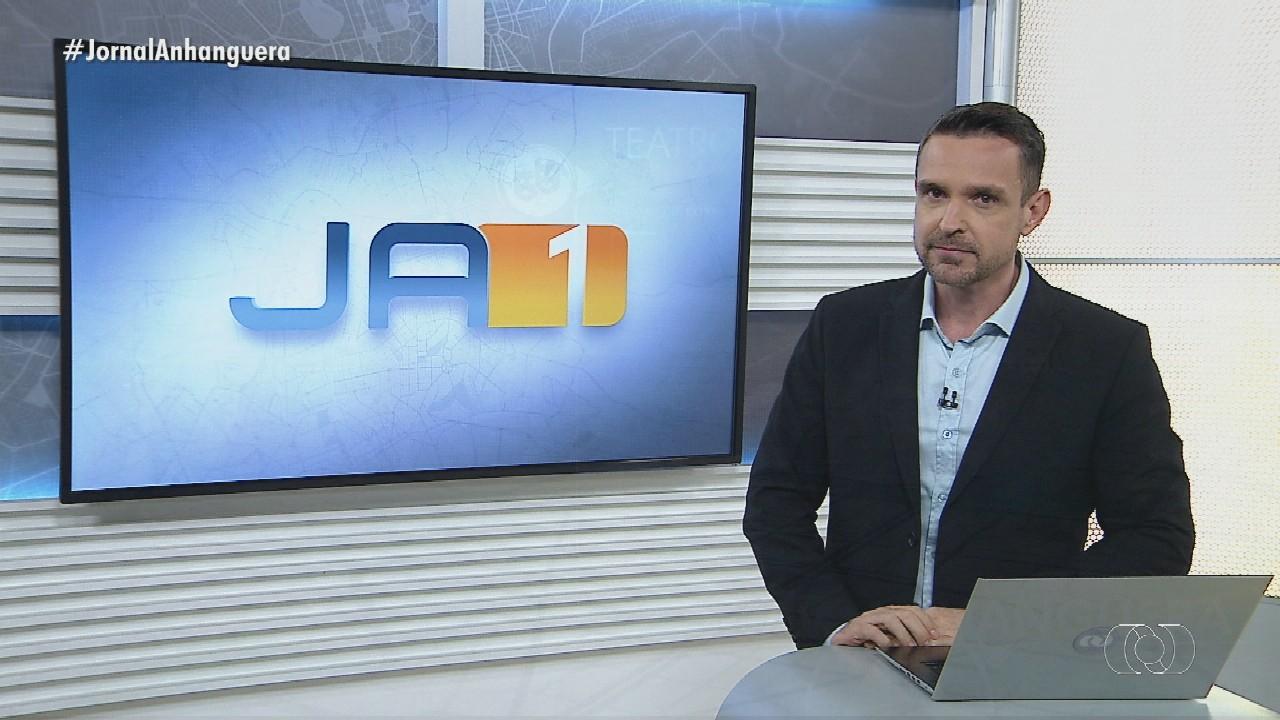 Confira os destaques do Jornal Anhanguera 1ª Edição desta segunda-feira (23)