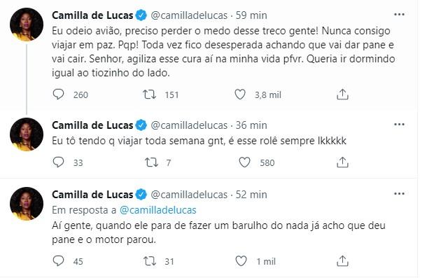 Camilla de Lucas (Foto: Reprodução/Instagram)