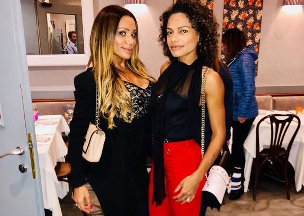 Ana Paula Evangelista e Quitéria Chagas (Foto: Divulgação)