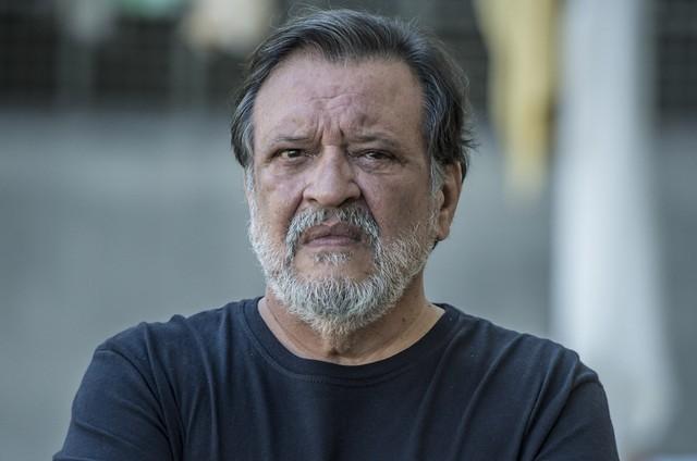 Luis Melo deixará 'Nos tempos do imperador' (Foto: Divulgação)