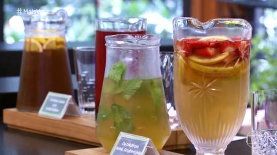 Aprenda a preparar 5 bebidas refrescantes para o Carnaval