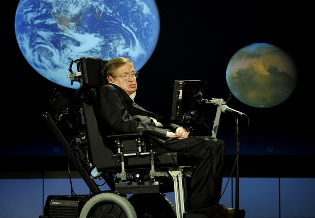 Stephen Hawking (Foto:  Paul. E. Alers/NASA via Getty Images)