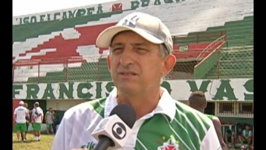 """Sinomar se diz surpreso com cancelamento de jogo e critica: """"É lamentável"""""""