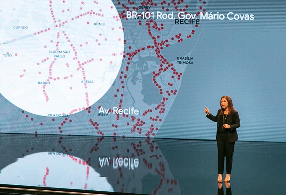 Erin Clift, Diretora Global de Marketing e Parcerias do Waze (Foto: Divulgação)