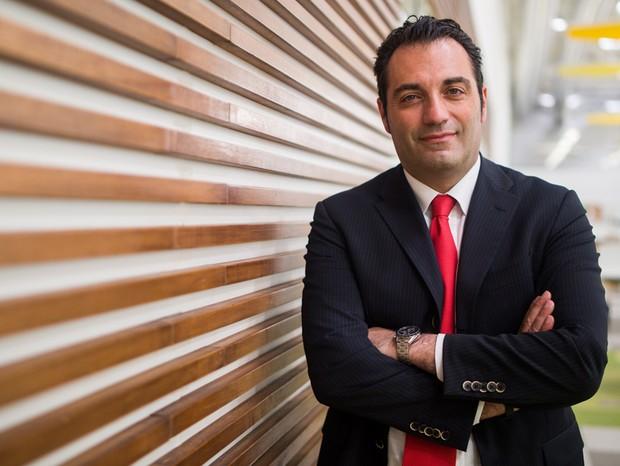 Antonio Filosa é o novo presidente do Grupo FCA da América Latina (Foto: Divulgação)