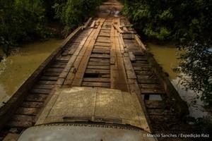 Expedição Raiz no Pantanal