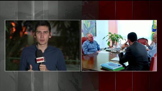 Temer se reúne com ministros da área econômica no Planalto