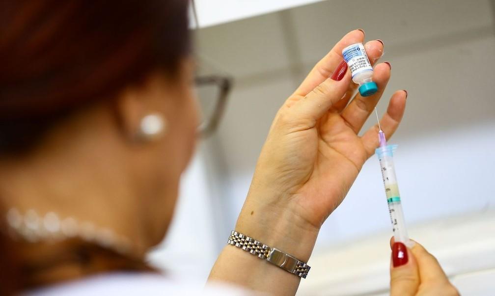 Vacina Covid-19 Natal RN Rio Grande do Norte vacinação imunização covid  — Foto: Elisa Elsie