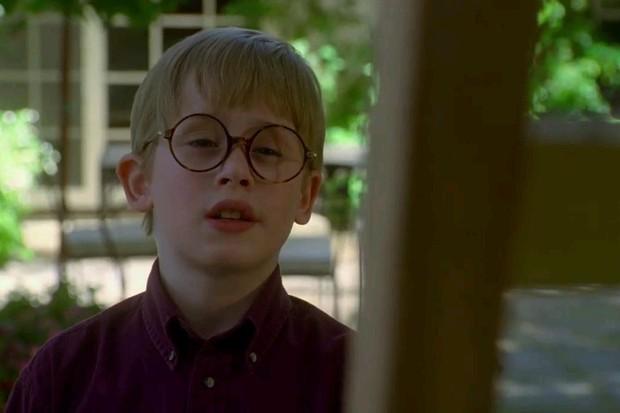 Macaulay Culkin em Pagemaster - O Mestre da Fantasia (Foto: reprodução)