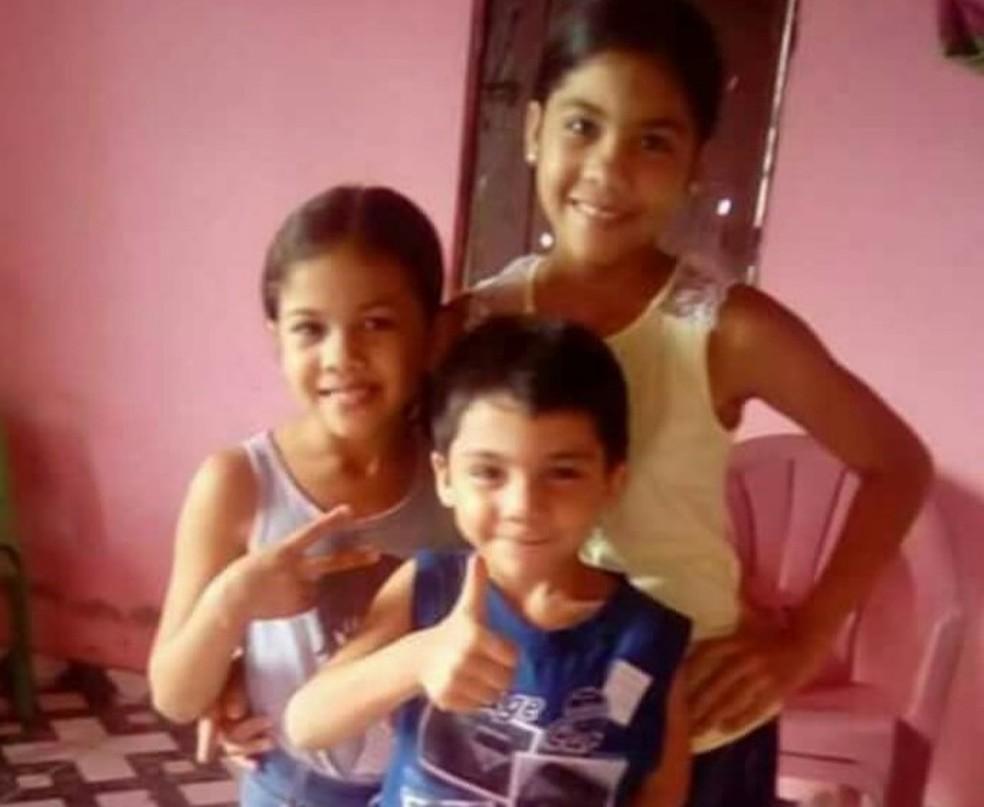 Três crianças e mulher morrem incendiadas em casa em Ipueiras, no Ceará (Foto: Arquivo pessoal)