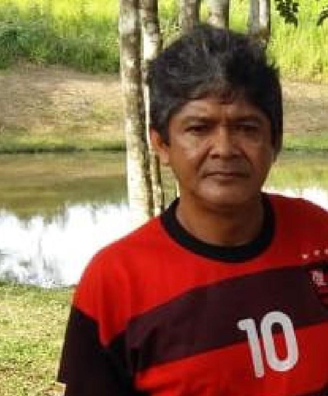 Francisco Fernandes e outro homem, ainda não identificado, foram achados mortos em Rio Branco  — Foto: Arquivo pessoal