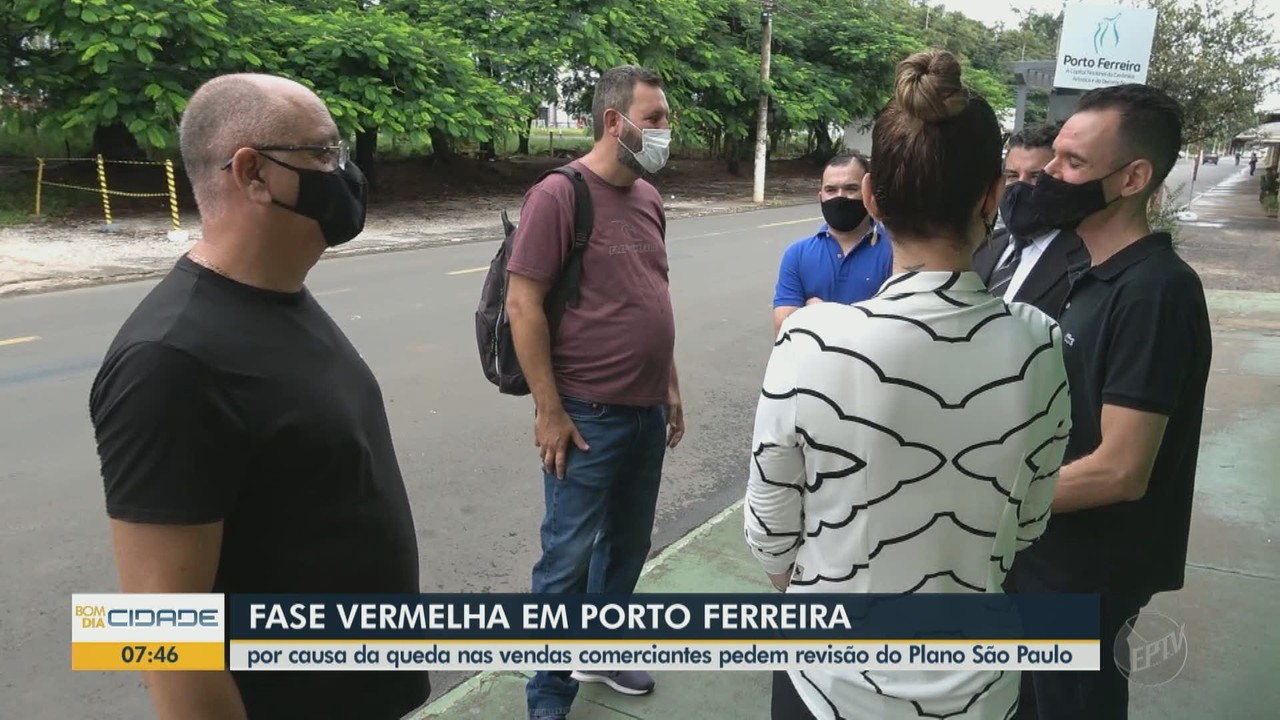 Fase vermelha provoca queda nas vendas de cerâmica em Porto Ferreira