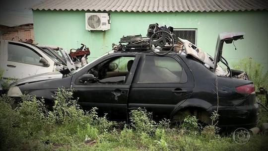 Polícia investiga envio de cerca de 500 veículos roubados ou irregulares para a fronteira do RS