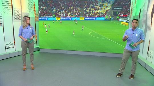 Segue o Jogo: Ana Thaís e Gustavo Villani falam sobre a qualidade do ataque do Flamengo
