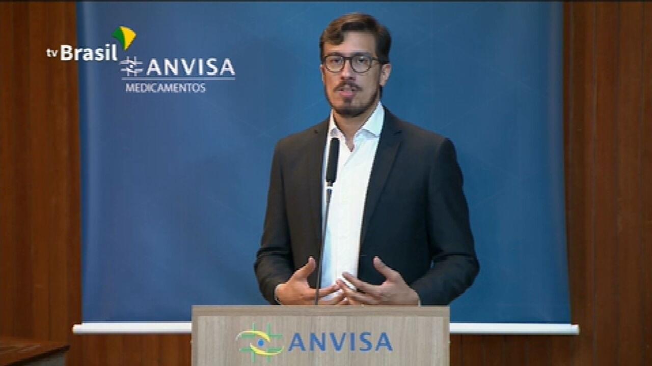 VÍDEO: Gerente de medicamentos da Anvisa diz que eficácia da Coronavac é de 50,4%