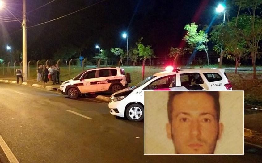 Motociclista bate contra poste e morre em avenida de Araraquara - Notícias - Plantão Diário