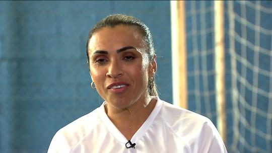 Marta responde fãs: melhor momento do futebol feminino, clube do coração, sucessora, exemplo de Rapinoe...