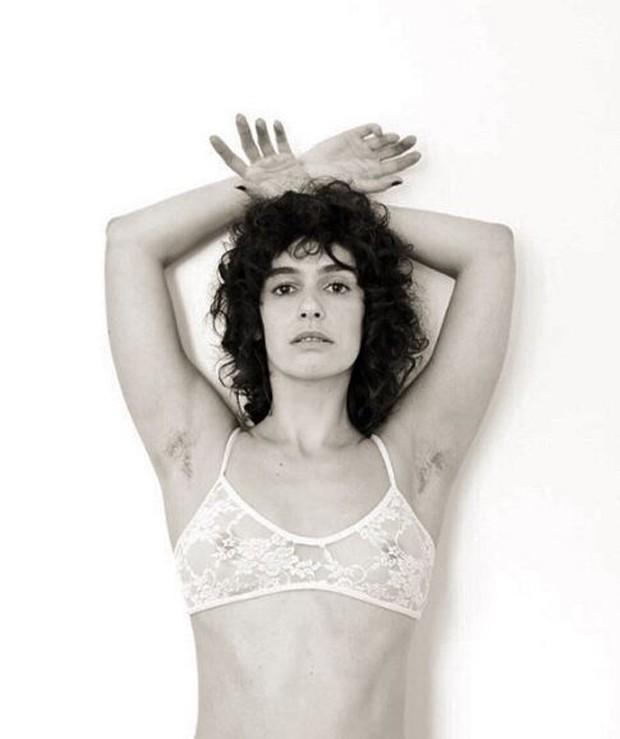 Maria Flor (Foto: Jorge Bispo/Reprodução/Instagram)