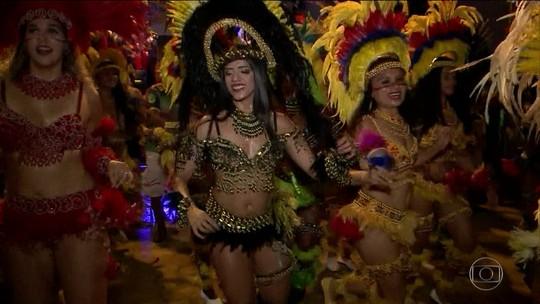 Começou a temporada de festas juninas no Maranhão