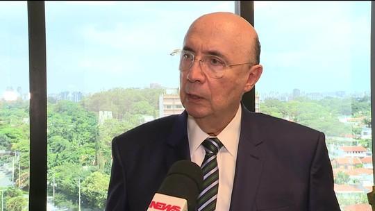 Ex-ministro Henrique Meirelles será secretário de Fazenda de SP