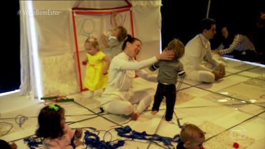 A importância de estimular as crianças