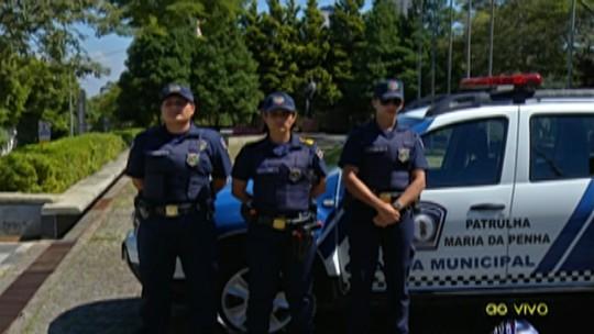 Guarda Civil de Mogi das Cruzes passa a contar com Patrulha Maria da Penha a partir desta sexta-feira